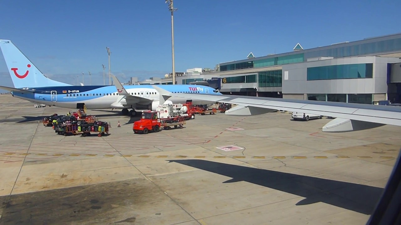 Tenerife-South Airport and Tenerife-North Airport